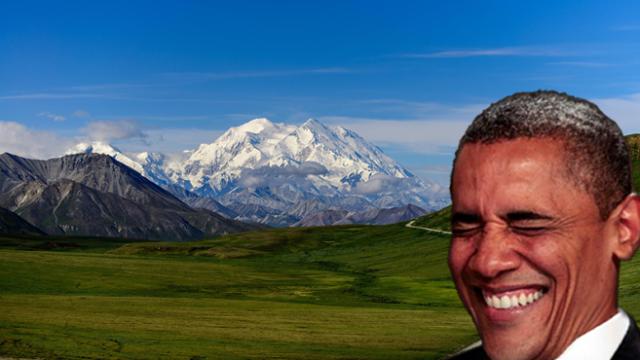 Mt. Obama