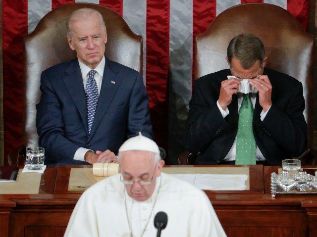 boehner crying