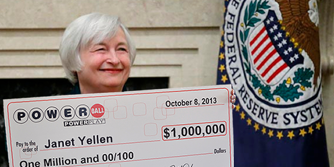 Federal Reserve Lottery