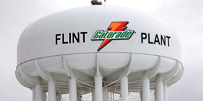 Flint Gatorade Site