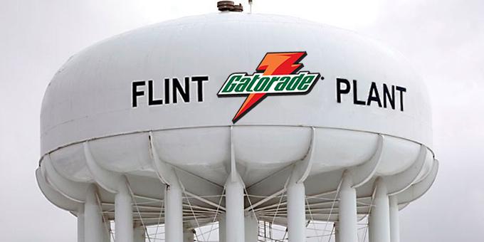 Flint Gatorade Site