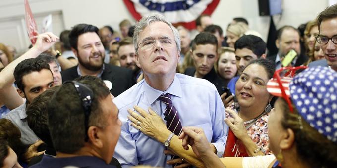 Jeb Bush Hardcore 1