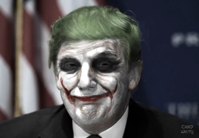 Trump Joker Site