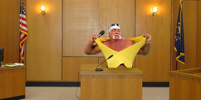 Hogan Leg Drop Site