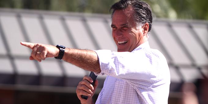 Romney Trump Site