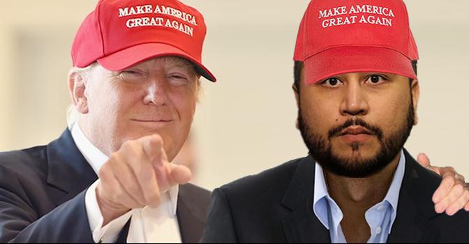 Trump Zimmerman