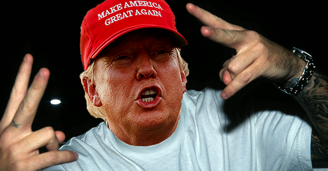 Trump got iconic red cap idea from Fred Durst  d0ce0b8c832