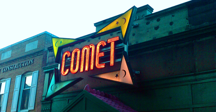 cometdetect