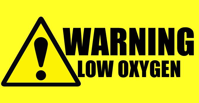 low-oxygen
