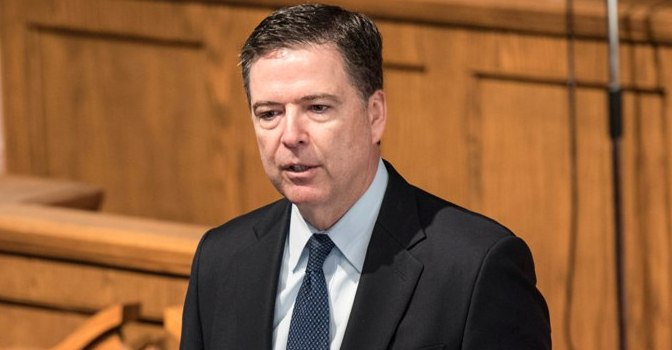 FBI Director Speaks on Civil Rights and Law Enforcement at Conference